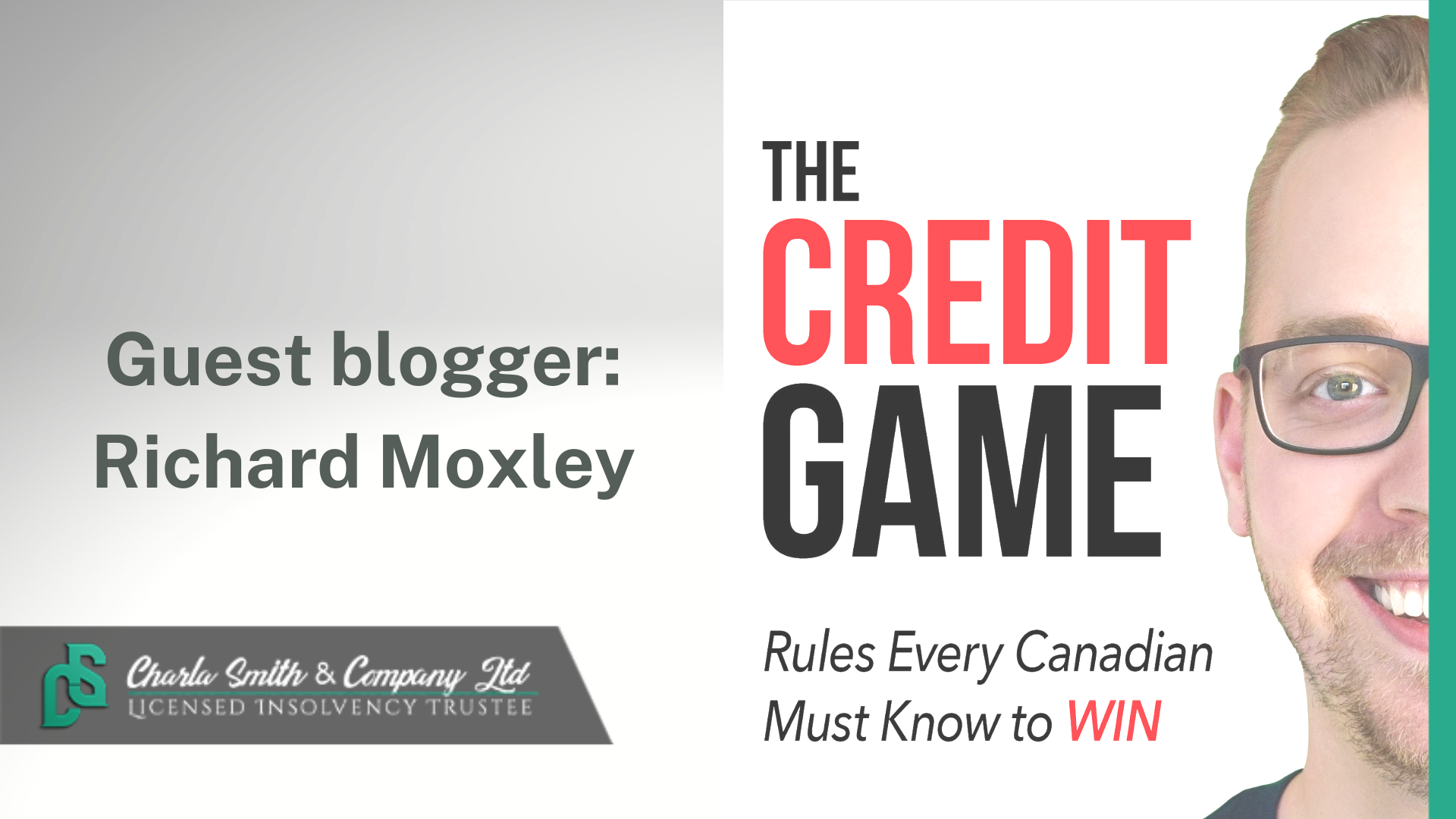 Guest blog - Did you know… the worse your credit score is, the faster it can jump up?
