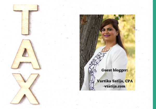 Guest Blog - Beginner's Guide to Taxes for Your Business for Entrepreneurs and Small Business Owners