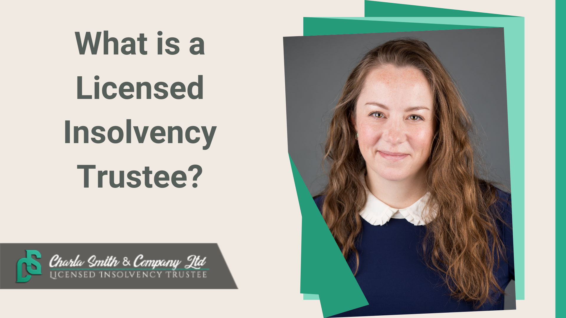 What is a Licensed Insolvency Trustee?